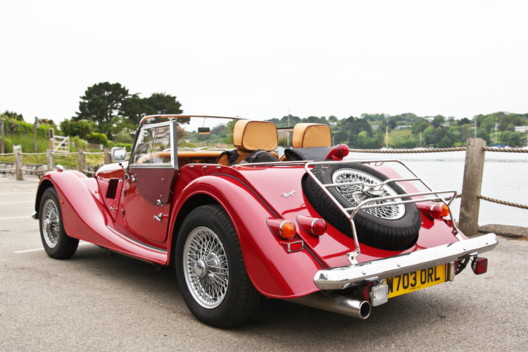Morgan 2 Seater for HIre