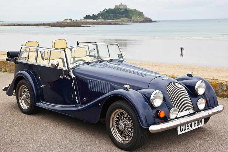 Morgan 4 Seater for Hire