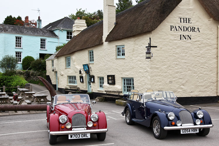 Morgans for Hire in Cornwall