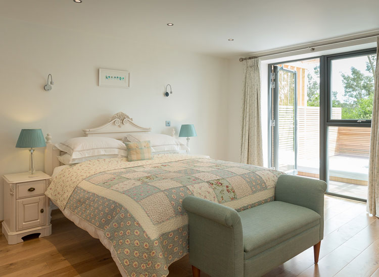Emerald Places to Stay Cornwall near Truro 4