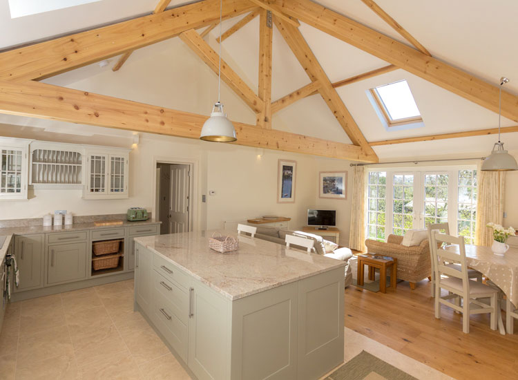 Emerald Places to Stay Cornwall near Truro 6
