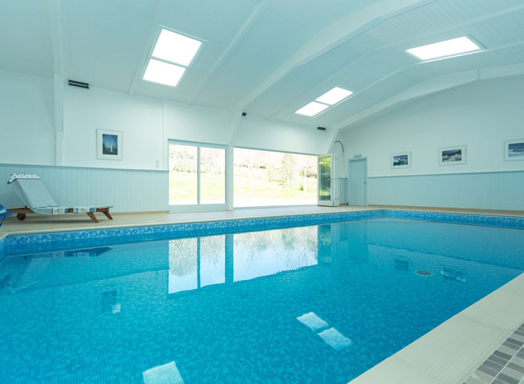 Emerald Places to Stay Cornwall near Truro 3